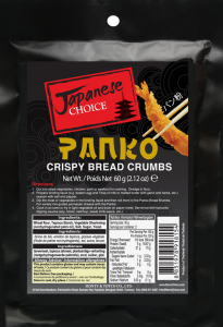 Japanese Choice panko paneerimishelbed