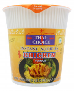 Thai Choice kanalihamaitselised kiirnuudlid topsis