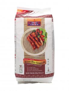 Thai Choice pruuni riisi niitnuudlid