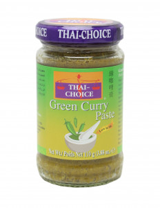 Thai Choice roheline karripasta