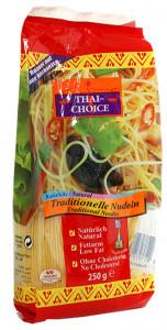 Thai Choice traditsionaalsed wok nuudlid